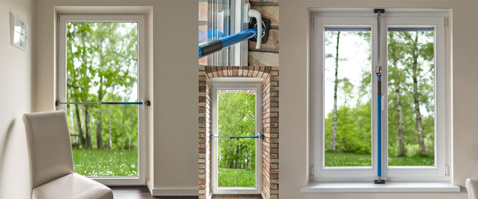 Fenstersicherung - Einbruchschutz